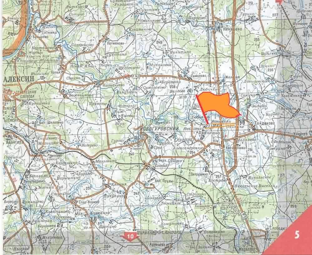 щука в тульской области видео на карте лучшие места